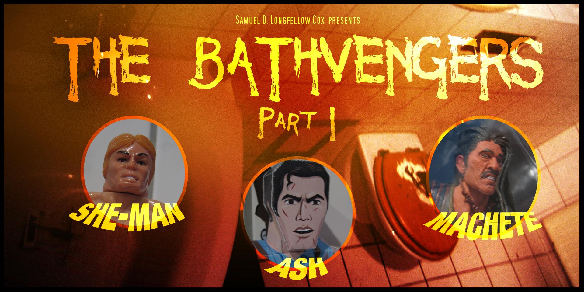 The Bathvengers Cover